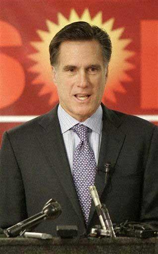 mitt romney hair. Mitt Romney Backpedals After