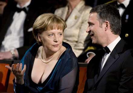 angela merkel hot. Angela Merkel#39;s Extravagant