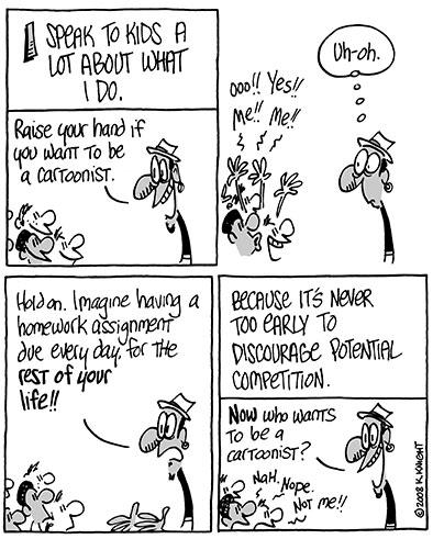 Voting Comics